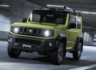 Yeni Suzuki Jimny Türkiye'de Satışta
