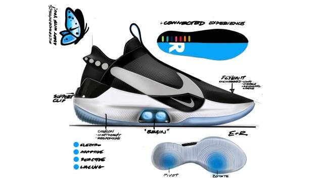 """Nike, Yeni Basketbol Ayakkabısı """"Nike Adapt BB""""i Tanıttı"""