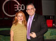 Parti Gurusu, Eğlenceseverleri 360 İstanbul Taksim'de Buluşturdu