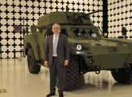 Otokar, Türkiye'nin İlk Elektrikli Zırhlı Aracını Tanıttı