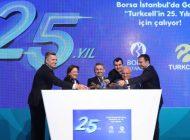 Turkcell, 25. Yılını Borsa İstanbul'da Gong Töreni İle Kutladı