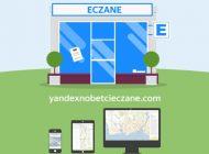 Yandex, Nöbetçi Eczaneler Sitesini Oluşturdu