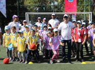 Allianz Motto Hareket İstanbul Şenliği'ne Yaklaşık 500 Çocuk Katıldı