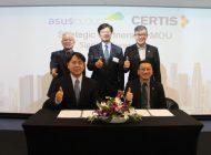 ASUS, Yapay Zeka Çözümleri İçin Certis Group İle İşbirliği Yapıyor