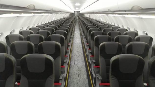 Pegasus'un Yeni A321 Neo Tipi Uçağı Filoya Katıldı
