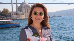 Yeliz Gül Ege – Antalya Tanıtım Vakfı Yönetim Kurulu Başkanı