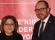 Türkiye Gastronomi Turizmi Derneği Fatma Şahin İle Buluştu