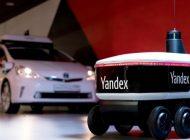Yandex.Rover Moskova'da Test Sürüşlerine Başladı