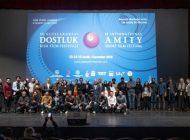 II. Dostluk Kısa Film Festivali Ödülleri Sahiplerine Verildi