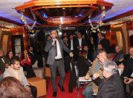 GTD Yeni Yılı İstanbul Boğazı'nda Teknede Kutladı