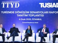 Hedef 2023'te 75 Milyon Turist
