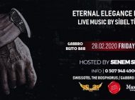 Eternal Elegance Party'de Sibel Tüzün'den Canlı Performans