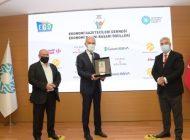 12. EGD Ekonomi Basını Başarı Ödülleri Sahiplerine Verildi