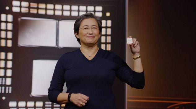 AMD, Ryzen 5000 Serisi Masaüstü İşlemci Serisini Tanıttı