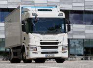 Scania, Elektrikli Kamyon Serisini Tanıttı