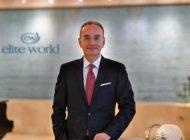 Eyüp Babür, Elite World Otelleri CEO'luğuna Getirildi