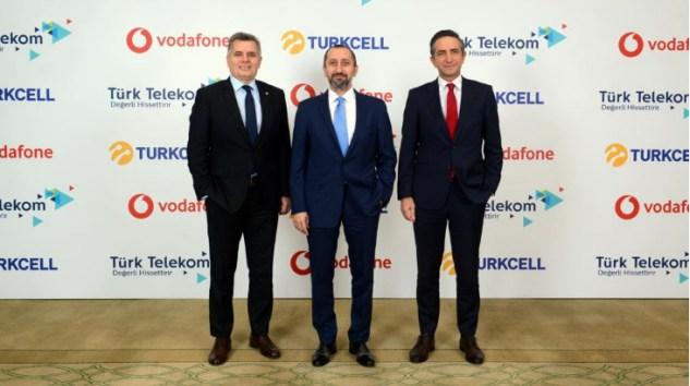 Turkcell, Türk Telekom ve Vodafone Arasında Yerli İşbirliği