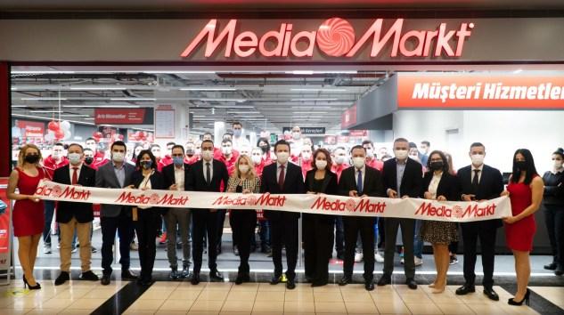 MediaMarkt Türkiye, Antalya'daki 4. Mağazasını Açtı