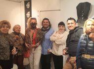 Nihal Güres'in Kişisel Sergisi Açıldı
