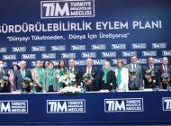 """TİM, """"Her Alanda Sürdürülebilir Türkiye"""" Hedefi İçin Seferberlik Başlattı"""