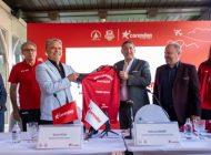 Corendon Airlines, Muratpaşa Belediyesi Kadın Voleybol Takımı'nın Ana Sponsoru Oldu