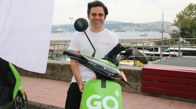GO Sharing, 300 Elektrikli Mopedi İle İstanbul'da