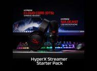 HyperX, Streamer Starter Pack'i Tanıttı